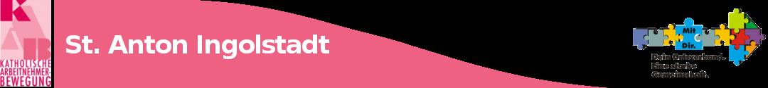 KAB St. Anton Ingolstadt Logo